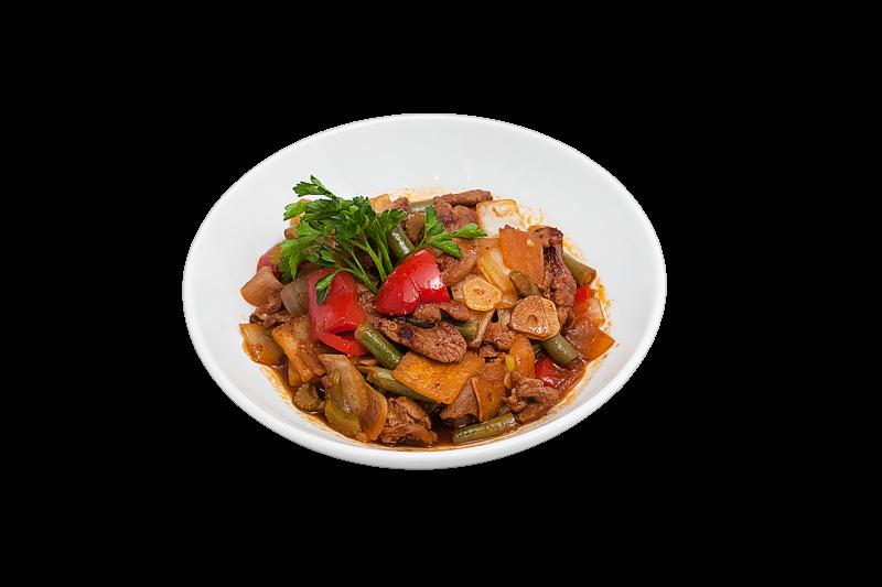 Уйгурский лагман рецепт с пошагово в